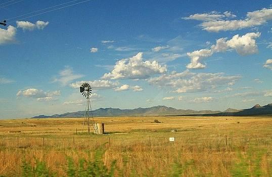 Kathleen Heese - Leaving Patagonia