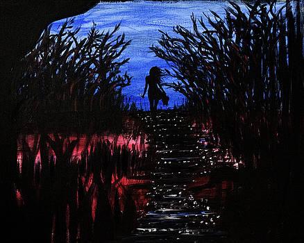 Leaving the Wilds by Franklin Kielar
