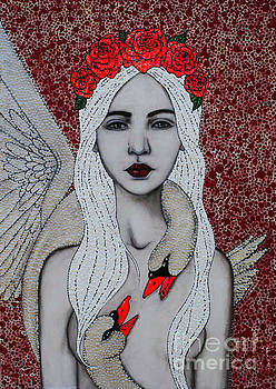 Leda and The Swans by Natalie Briney