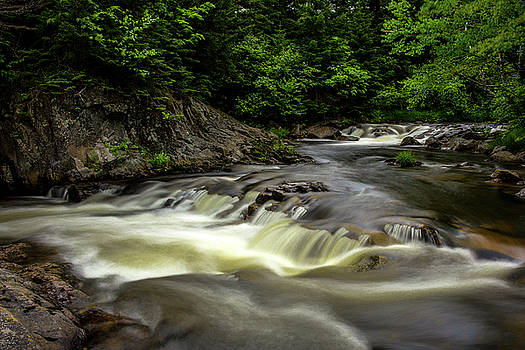 Ledge Falls by Brent L Ander