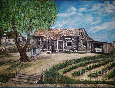 Lee Homeplace    E. T Wells Plantation by Katie Adkins