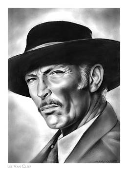 Greg Joens - Lee Van Cleef