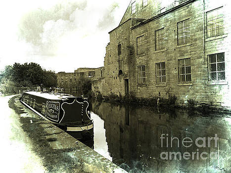 Leeds Liverpool Canal Unchanged for 200 years by Brenda Kean