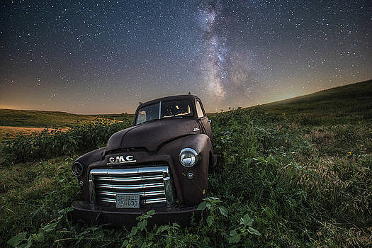 Left to Rust by Aaron J Groen