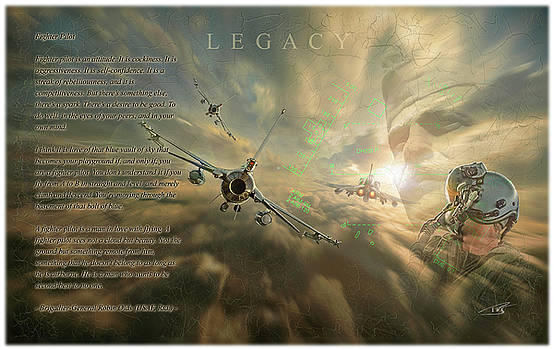 Legacy    by Peter Van Stigt