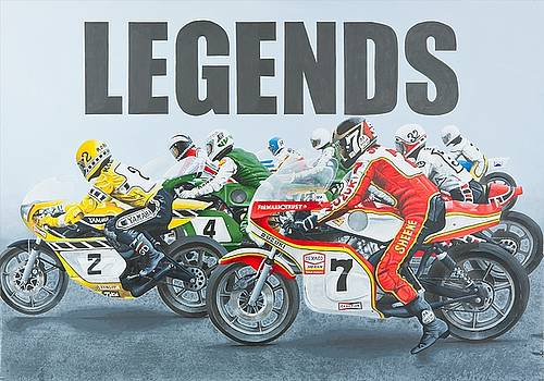 Legends by John Savage