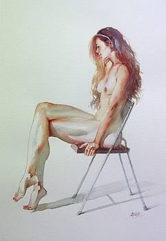 Leggy Girl by Pauline Adair
