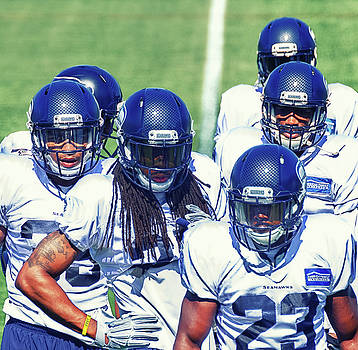 Legion Of Boom by Jason Butts