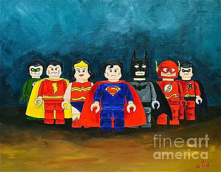 Lego Friends  by Herschel Fall