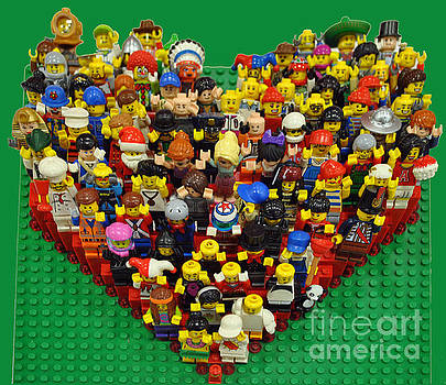 Jost Houk - Lego Love