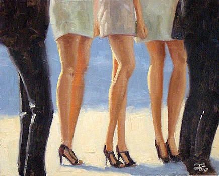 Legs by Tate Hamilton