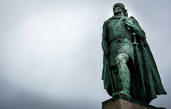 Leif Erikson by Andrew Matwijec