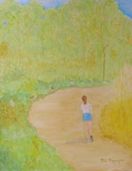 Leisure Run by Thi Nguyen