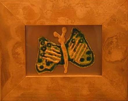 L'Elfe adolescent 2002 by Annick Gauvreau