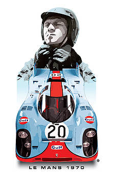 Lemans Racing by Gary Grayson