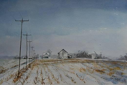 Lemler Farm by Mike Yazel
