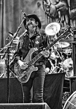 Lemmy Motorhead by Julie Bergonz