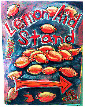 Lemon Aid Stand 1 by Don Thibodeaux