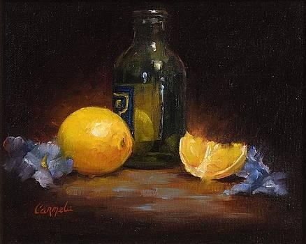Lemon and Lime by Carmela Brennan