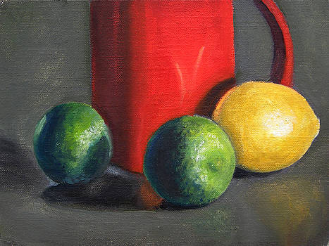 Lemon and Limes by Becky Alden