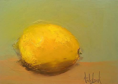 Lemon by Barbara Andolsek