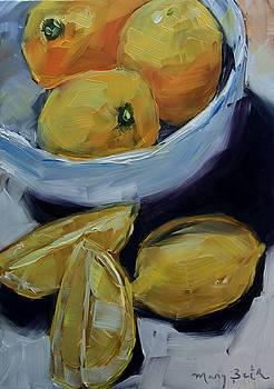 Lemon Bliss by Mary Beth Harrison