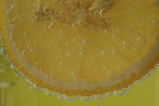 Lemon Bubbles by Christine Amstutz