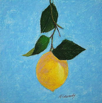 Lemon Drop by Marna Edwards Flavell