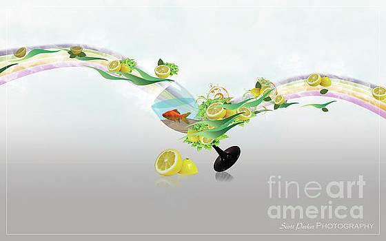 Lemon Fish by Scott Parker