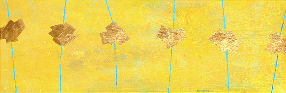 Lemon Flowers by Dave Jones