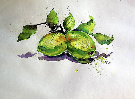 Lemon II - perfect gift for your kitchen by Kovacs Anna Brigitta