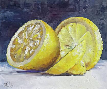 Lemon by Irek Szelag
