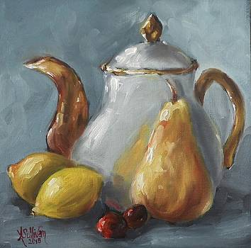 Lemon Pear Berry by Angela Sullivan