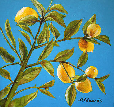 Lemon Tree by Marna Edwards Flavell