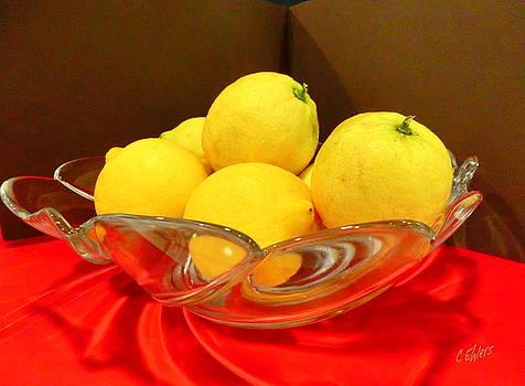 Lemonade Anyone? by Cheryl Ehlers