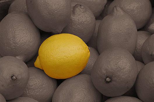 Lemons by Al Junco