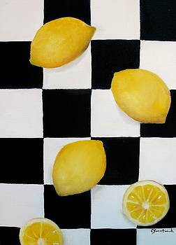 Lemons by Carol Sweetwood