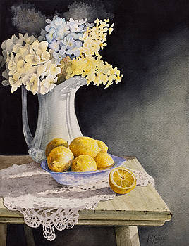 Lemons by Holly Cooley