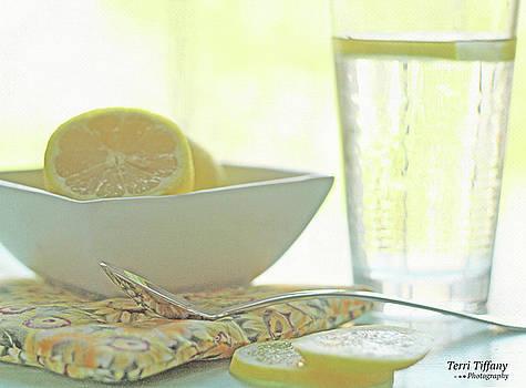 Lemons in the Sunshine by Terri Tiffany