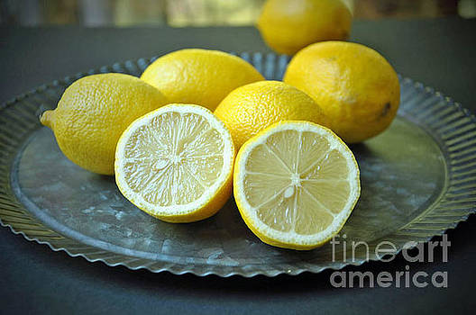 Lemons by Maureen Cavanaugh Berry