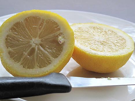 Lemons by Valerie Morrison