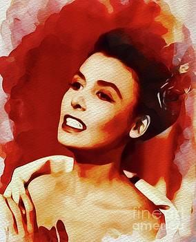 John Springfield - Lena Horne, Singer and Actress