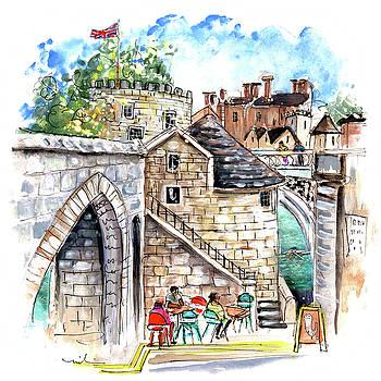 Miki De Goodaboom - Lendal Bridge Cafe In York
