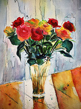 Lenox and Roses by Neva Rossi