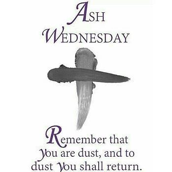 Lent Begins :) #ashwednesday by Oscar Lopez