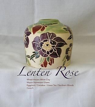 Lenten Rose by Teresa Tromp