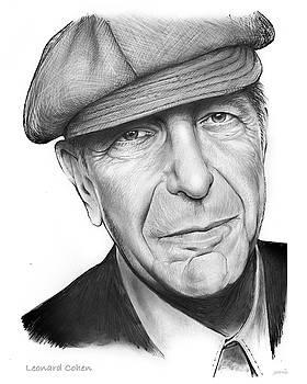 Greg Joens - Leonard Cohen