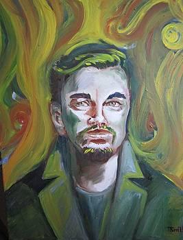 Leonardo Di Caprio by Teresa Smith