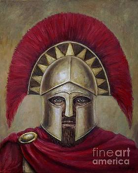 Leonidas I by Arturas Slapsys