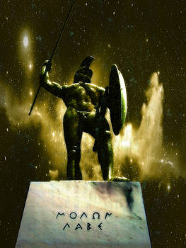 Leonidas by Ivan Gomez